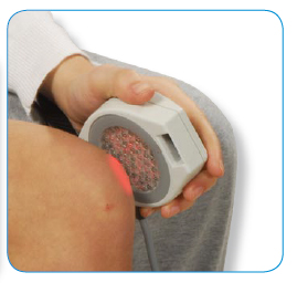 eliptic light ir knee