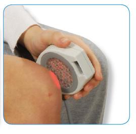 eliptic light ir knee
